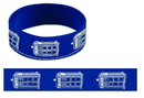 Underground Toys UGT-DW01123-C Doctor Who Tardis Rubber Wristband
