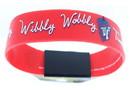 Underground Toys UGT-DW01171-C Doctor Who Rubber Wristband Wibbly Wobbly Timey Wimey