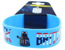 Underground Toys UGT-DW01227-C Doctor Who Rubber Wristband Dalek British Invasion
