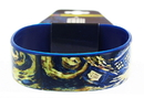 Underground Toys UGT-DW01284-C Doctor Who Rubber Wristband Van Gogh Exploding TARDIS