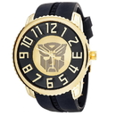 Xtreme Time XTT-320701-C Transformers Collector Edition Watch Autobots Gold With Black