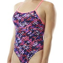 TYR DXNB7A Women's Pink Xenon Diamondfit Swimsuit