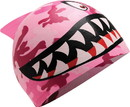 TYR LCSJSHRK Shark Junior Silicone Swim Cap