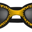 TYR LGSPLCH Special Ops 2.0 Polarized Cheetah Print Goggles - 810 Orange