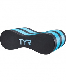 TYR LJPF Junior Pull Float - 462 BLUE/WHITE