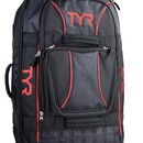 TYR LLGB Convoy Check-In Wheel Bag - 002 BLACK/RED