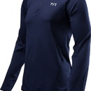 TYR MPOS6A Men's All Elements Long Sleeve 1/4 Zip Pullover