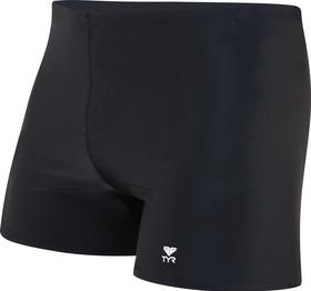 TYR SSQU1A Men's TYReco Solid Square Leg Swimsuit