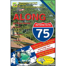 Universal Map 1082727 Along Interstate 75 Road Atlas