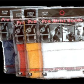 PRO WRIST BAND (white)