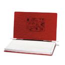 ACCO BRANDS ACC54049 Presstex Covers W/storage Hooks, 6