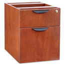 ALERA ALEVA552222MC Valencia Series 3/4 Box/file Pedestal, 15 5/8 X 20 1/2 X 19 1/4, Medium Cherry