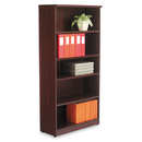 ALERA ALEVA636632MY Valencia Series Bookcase, Five-Shelf, 31 3/4w X 14d X 65h, Mahogany