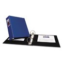 AVERY-DENNISON AVE04600 Economy Non-View Binder With Round Rings, 11 X 8 1/2, 3