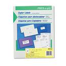 AVERY-DENNISON AVE30400 White Copier Labels, 1 X 2 13/16, 3300/box