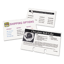 AVERY-DENNISON AVE5388 Unruled Index Cards For Laser And Inkjet Printers, 3 X 5, White, 150/box