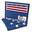 ADVANTUS CORPORATION AVTMBE002460 All-Weather Outdoor U.s. Flag, Heavyweight Nylon, 3 Ft X 5 Ft