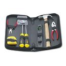 STANLEY BOSTITCH BOS92680 General Repair 8 Piece Tool Kit In Water-Resistant Black Zippered Case