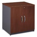 BUSH INDUSTRIES BSHWC24496A Series C Collection 30w Storage Cabinet, Hansen Cherry