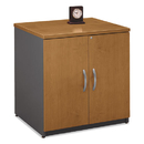BUSH INDUSTRIES BSHWC72496A Series C Collection 30w Storage Cabinet, Natural Cherry