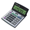 Canon CNM8507A010 Bs-1200ts Desktop Calculator, 12-Digit Lcd Display