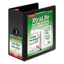 CARDINAL BRANDS INC. CRD26351 Xtralife Clearvue Non-Stick Locking Slant-D Binder, 5