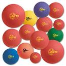 CHAMPION SPORT CSIUPGSET1 Playground Ball Set, Multi-Size, Multi-Color, Nylon, 14/set