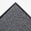 CROWN MATS & MATTING CWNCB0035GY Classic Berber Wiper Mat, Nylon/olefin, 36 X 60, Gray