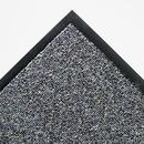 CROWN MATS & MATTING CWNCB0046GY Classic Berber Wiper Mat, Nylon/olefin, 48 X 72, Gray