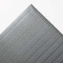 CROWN MATS & MATTING CWNFL3660GY Ribbed Anti-Fatigue Mat, Vinyl, 36 X 60, Gray