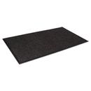 CROWN MATS & MATTING CWNSSR046CH Super-Soaker Wiper Mat W/gripper Bottom, Polypropylene, 45 X 68, Charcoal