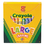 Crayola CYO520080 Large Crayons, Tuck Box, 8 Colors/Box