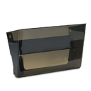 DEFLECTO CORPORATION DEF73102 Letter-Size Magnetic Wall File Pocket, Letter, Smoke