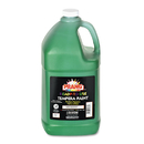 DIXON TICONDEROGA CO. DIX22804 Ready-To-Use Tempera Paint, Green, 1 Gal