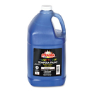 DIXON TICONDEROGA CO. DIX22805 Ready-To-Use Tempera Paint, Blue, 1 Gal