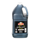 DIXON TICONDEROGA CO. DIX22808 Ready-To-Use Tempera Paint, Black, 1 Gal