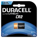 DURACELL PRODUCTS COMPANY DURDLCR2BPK Ultra High Power Lithium Battery, Cr2, 3v, 1/ea