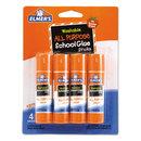 ELMER'S PRODUCTS, INC. EPIE542 Washable All Purpose School Glue Sticks, 4/pack