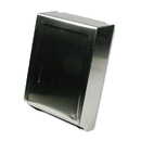 EXCELL METAL PRODUCTS CO EXC242SS C-Fold Or Multifold Towel Dispenser, 11 1/4 X 4 X 15 1/2, Stainless Steel