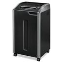 FELLOWES MANUFACTURING FEL38420 Powershred 425i 100% Jam Proof Continuous-Duty Strip-Cut Shredder, Taa Compliant