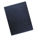 FELLOWES MANUFACTURING FEL52113 Linen Texture Binding System Covers, 11-1/4 X 8-3/4, Navy, 200/pack