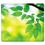 Fellowes FEL5903801 Recycled Mouse Pad, Nonskid Base, 7-1/2 x 9, Leaves