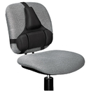 FELLOWES MANUFACTURING FEL8037601 Professional Series Back Support, Memory Foam Cushion, Black