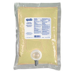 GO-JO INDUSTRIES GOJ215708EA MICRELL NXT Antibacterial Lotion Soap Refill, Balsam Scent, 1000mL