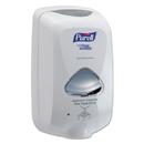 GO-JO INDUSTRIES GOJ272012 Tfx Touch Free Dispenser, 1200ml, Dove Gray
