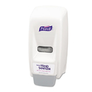 GO-JO INDUSTRIES GOJ962112 Bag-In-Box Hand Sanitizer Dispenser, 800ml, 5 5/8w X 5 1/8d X 11h, White