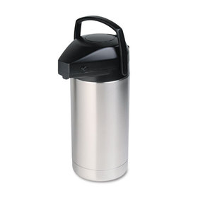 Commercial Grade Jumbo Airpot, 3.5L, Stainless Steel Finish, Price/EA