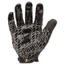 IRONCLAD PERFORMANCE WEAR IRNBHG04L Box Handler Gloves, Black, Large, Pair