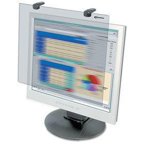 "Antiglare Blur Privacy Monitor Filter, Fits 15"" LCD Monitors, Price/EA"