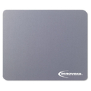 INNOVERA IVR52449 Natural Rubber Mouse Pad, Gray